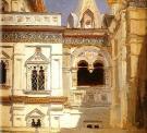 Теремной дворец. Наружный вид. 1877